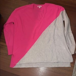 Like new Lilly Pulitzer light cashmere sweater